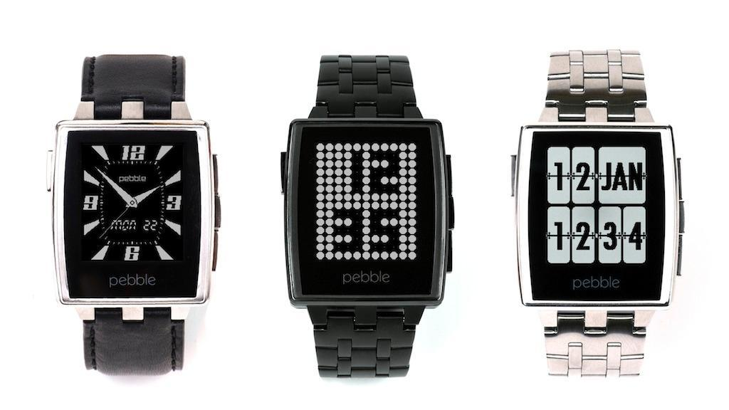 Pebble Steel Specs