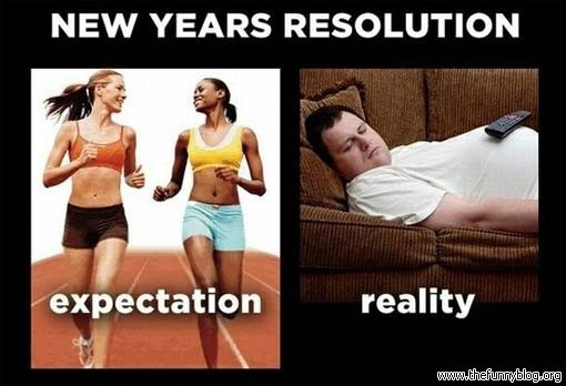 keep your fitness resolution