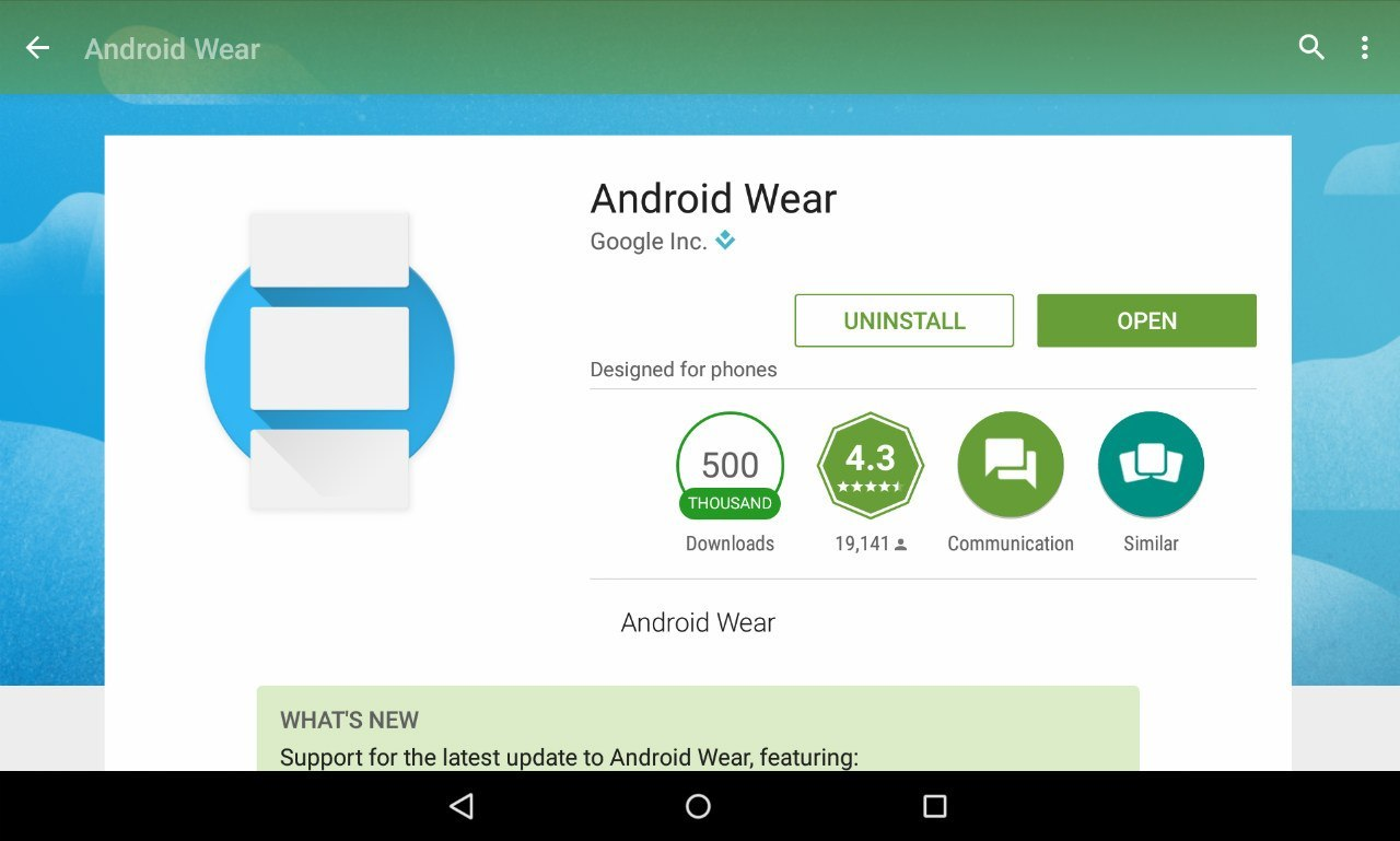 tutorial] how to develop android wear apps for beginners. part 2