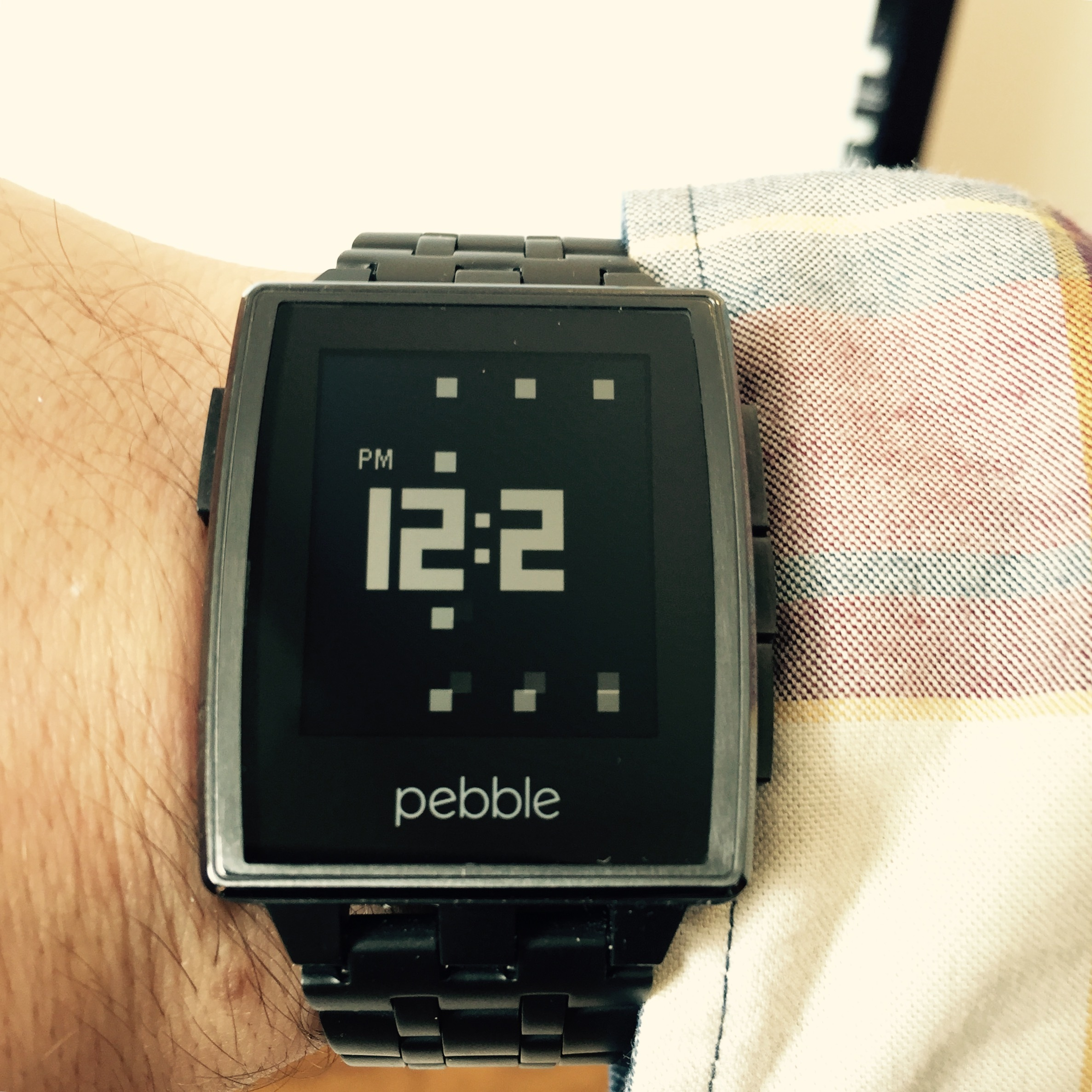 Review top 10 best watch faces for pebble steel pebble for Pebble watches
