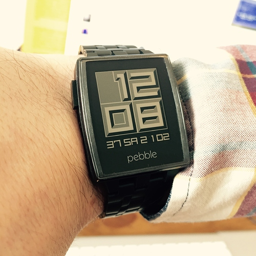 Best Pebble Watch Face Retro