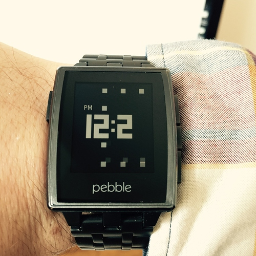 Best Animated Pebble Watch Face Implode