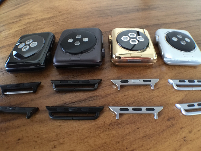 Apple Watch Band Adapters