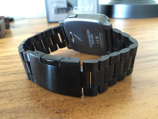 Ritche band for Pebble Time
