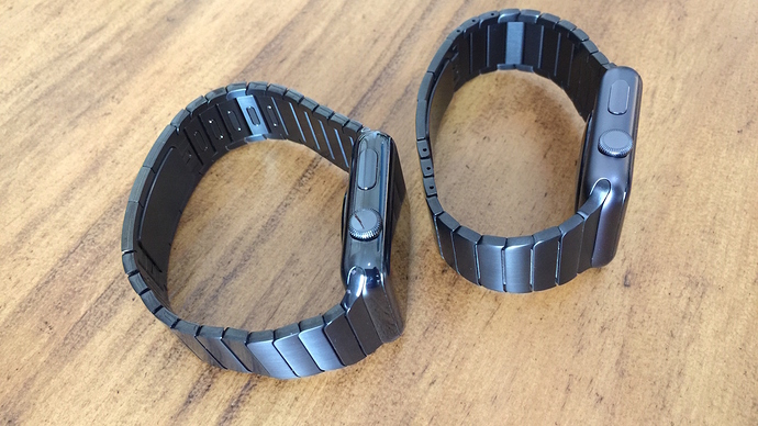 Apple Watch Link Bracelet Review