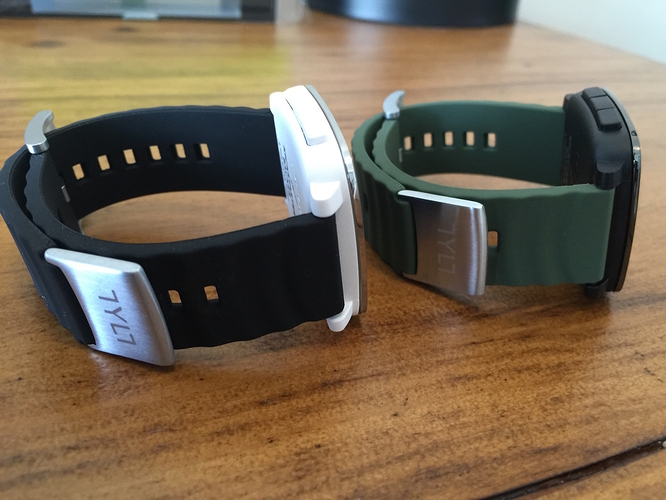Pebble Time TYLT Band