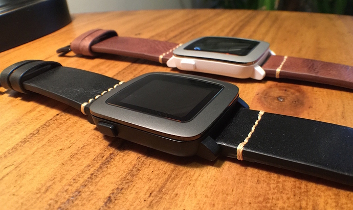 Pebble Time Third Party Bands