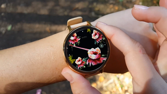 Moto 360 for Women