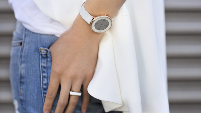 Pebble Smartwatch for Women