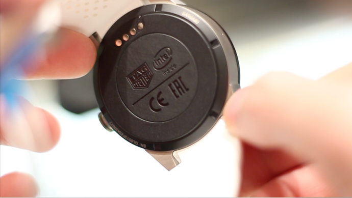 TAG Smartwatch Back