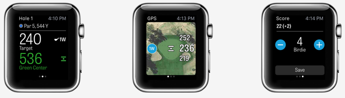 Best Apple Watch Golf App