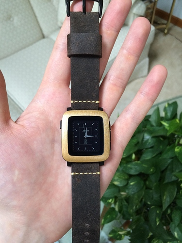 Pebble Time GadgetWrap