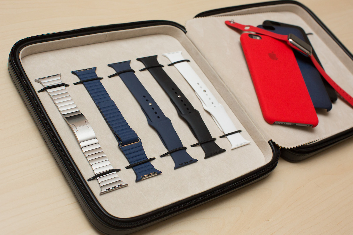 Tech Swiss Apple watch band case