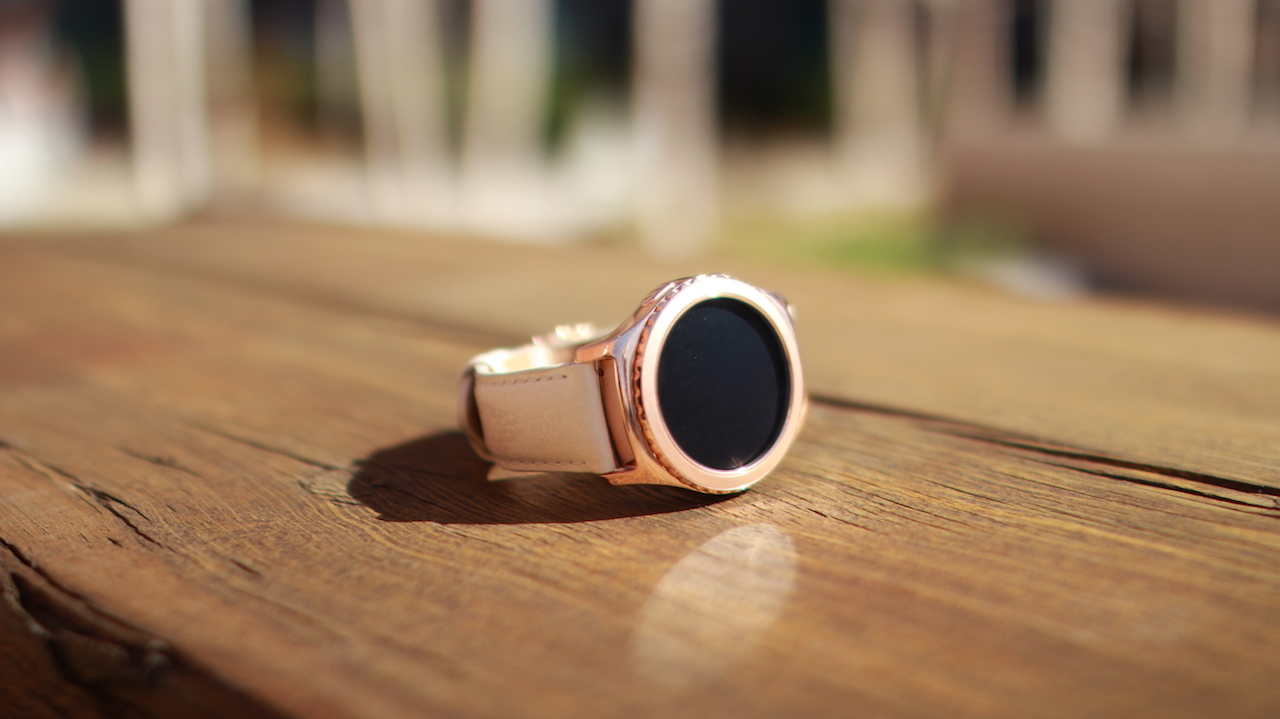 Samsung Gear S2 Rose Gold