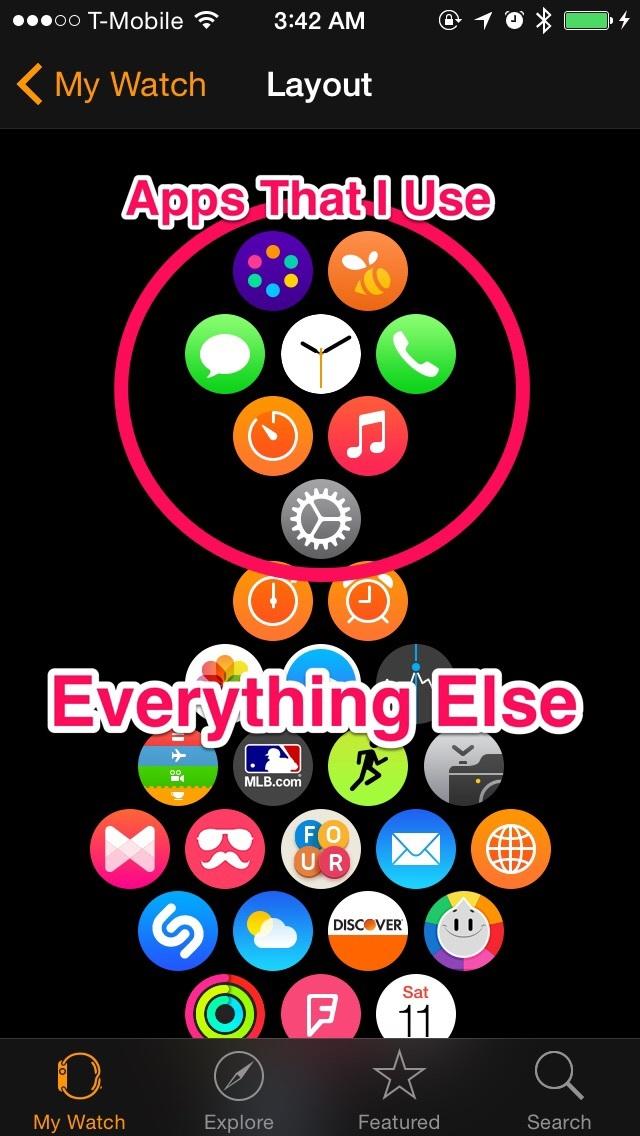 all apple watch apps