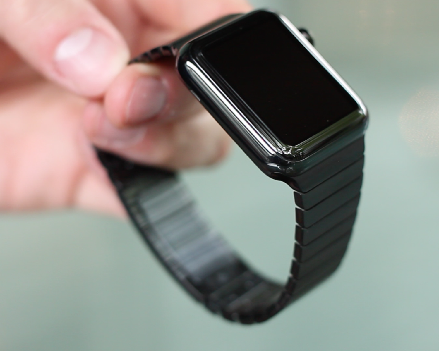Apple Watch Space Black review