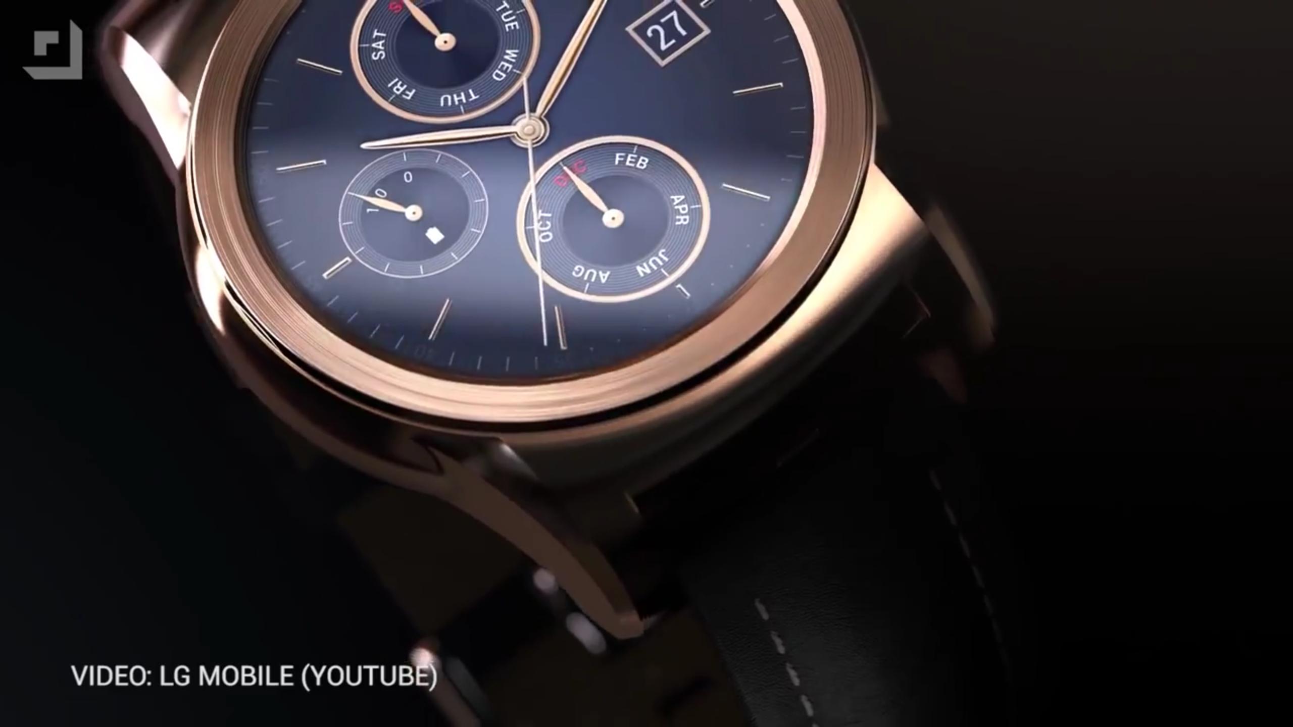 LG Watch Urbane LTE (2015) To Make A Return This Year ...