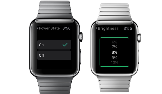 Apple Watch home automation