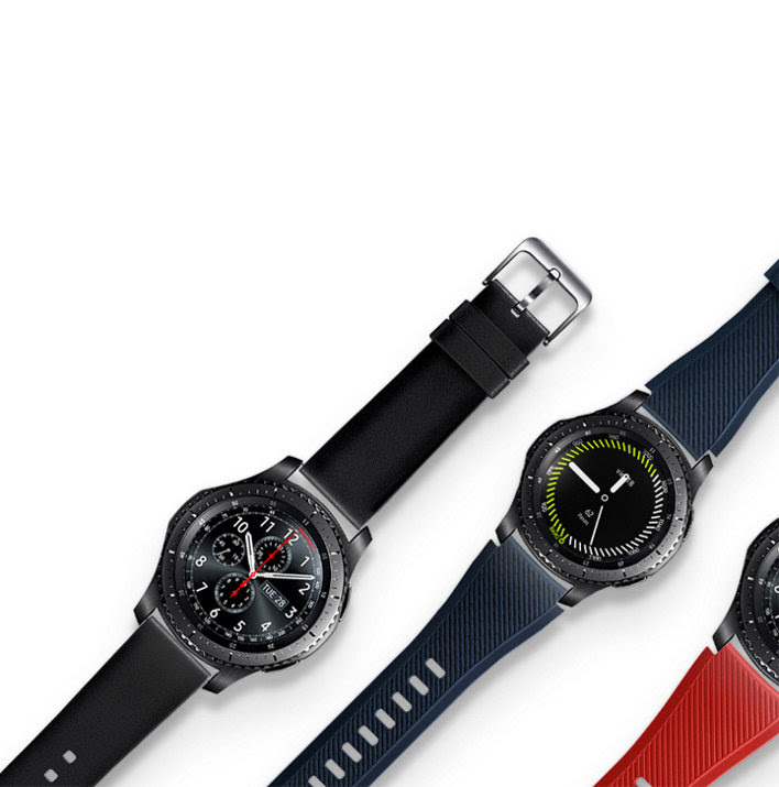 Spotify Gear S3 And Gear S2 App Now Available