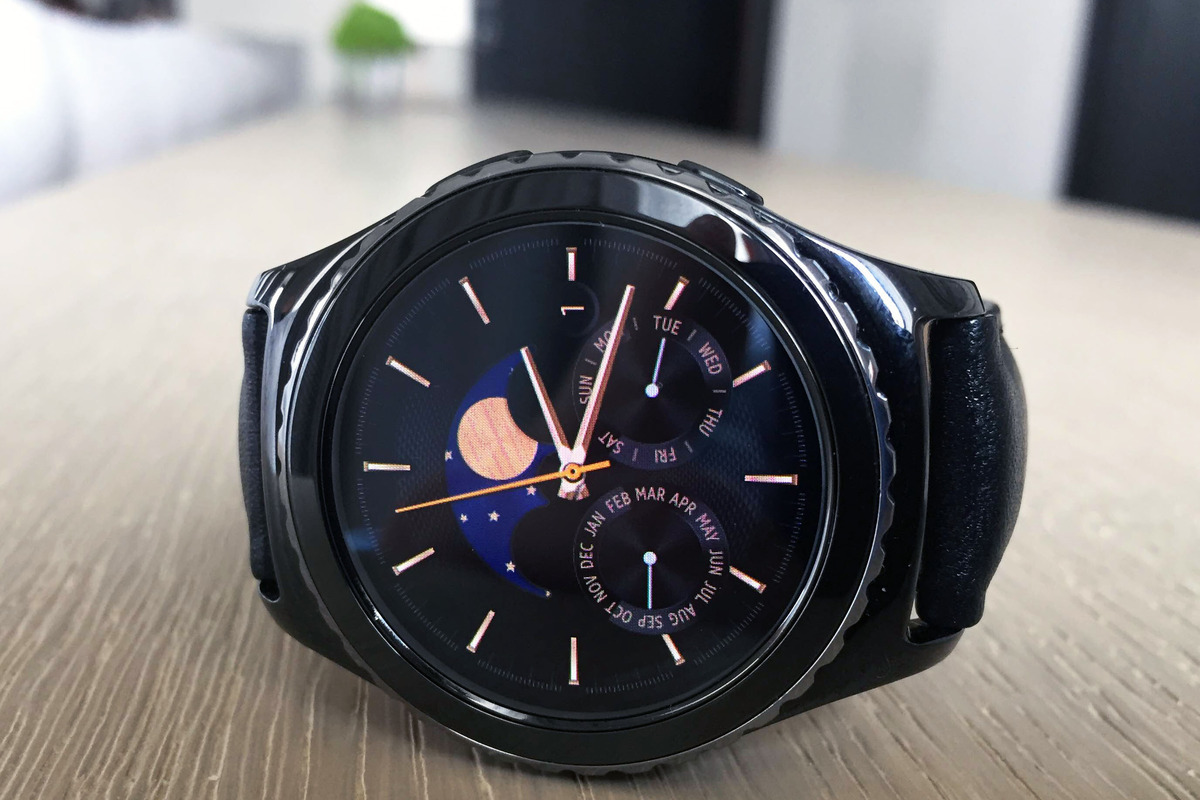 Gear S2 Classic 3g 4g Smartwatch Now 399 99 On Pre Order