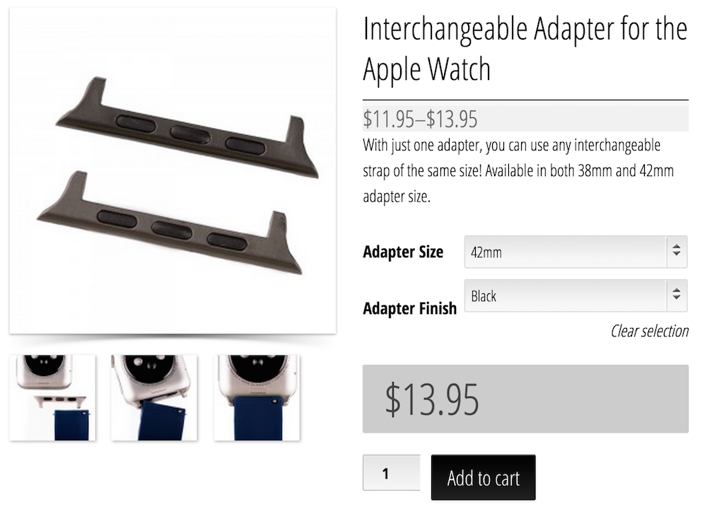 Best Apple Watch Adapter
