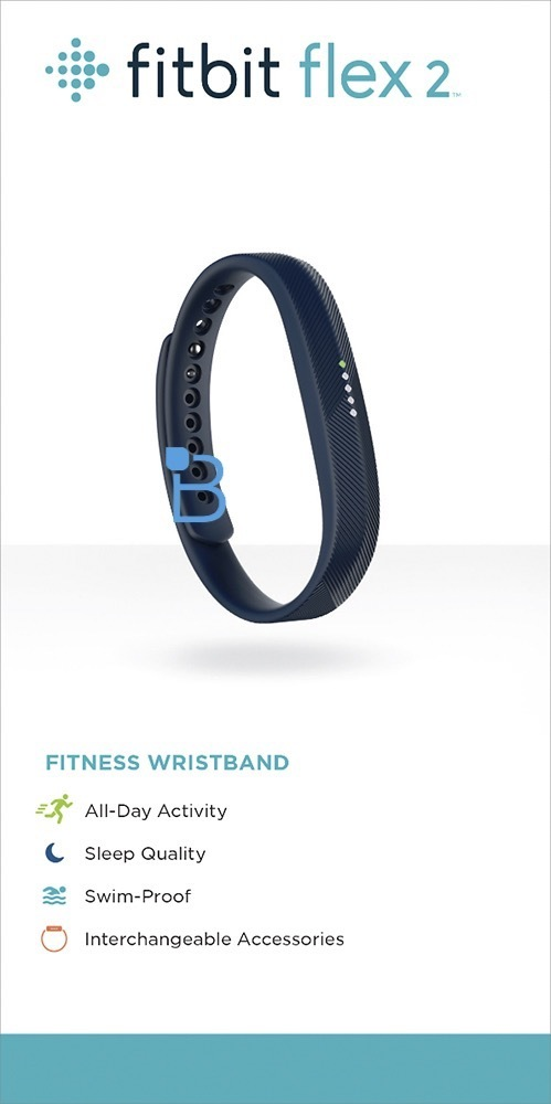 Fitbit Charge 2 And Fitbit Flex 2 Photos Leak