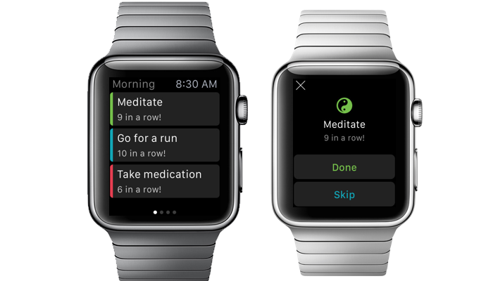 Apple Watch Productivity App