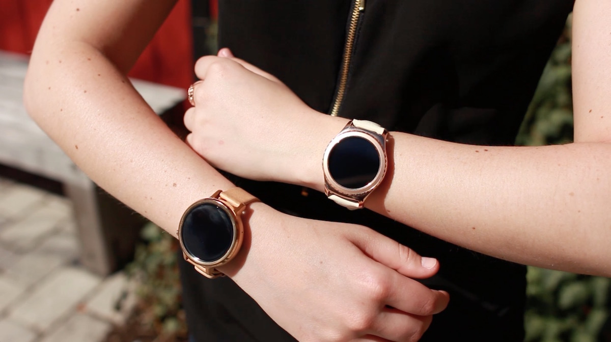 Moto 360 vs Samsung Gear S2 for women