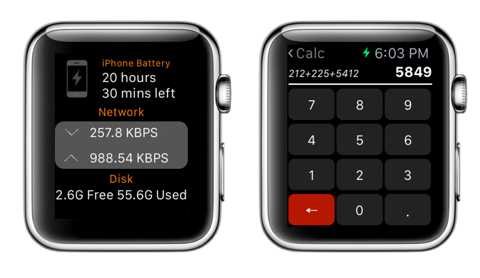 Apple Watch Widget App