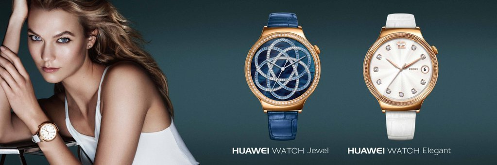 Huawei Watch Jewel And Watch Elegant Now At Home In The US ...