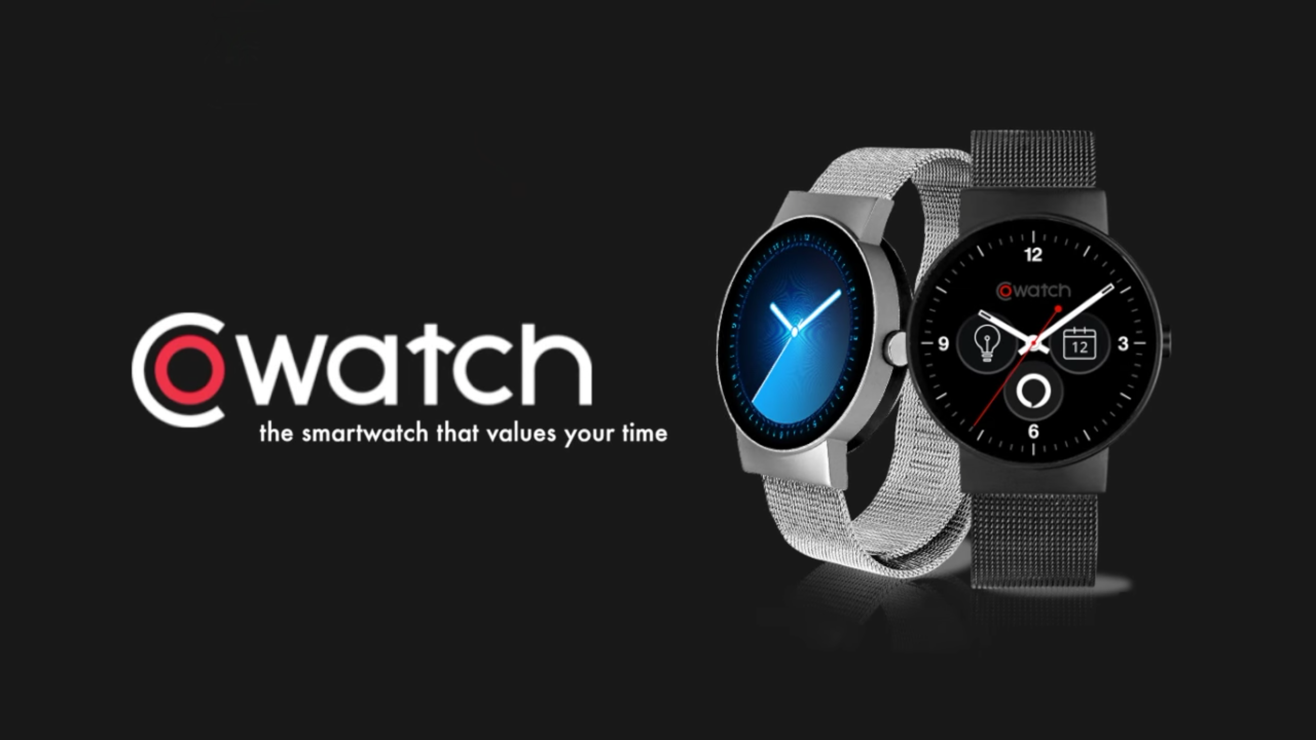 CoWatch Brings Amazon's Alexa To Your Wrist, Features ...