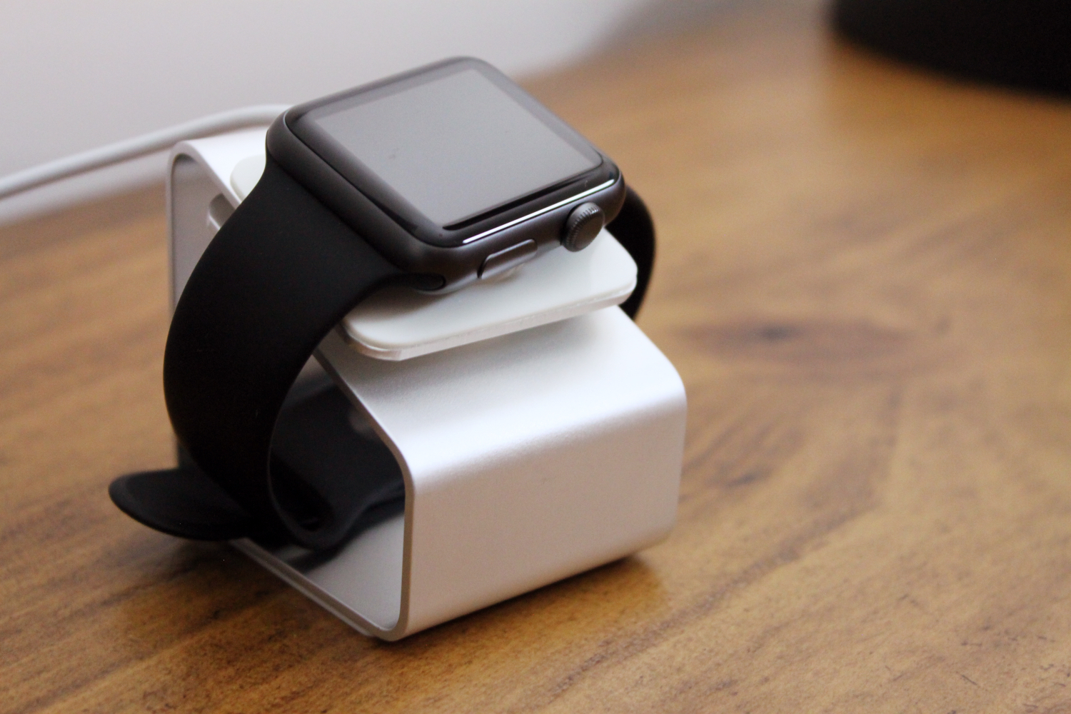AERB Aluminum Dock for Apple Watch