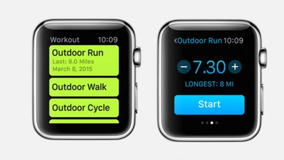 Best AppleWatch Running App