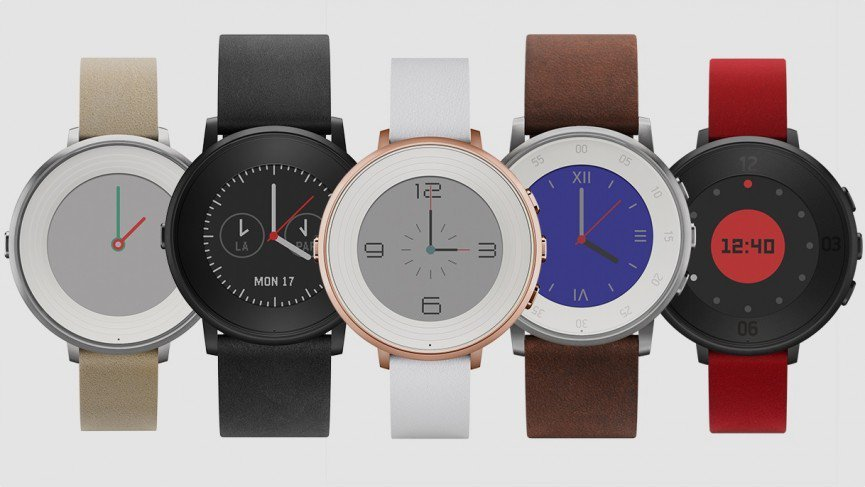 Pebble Time Round Deals