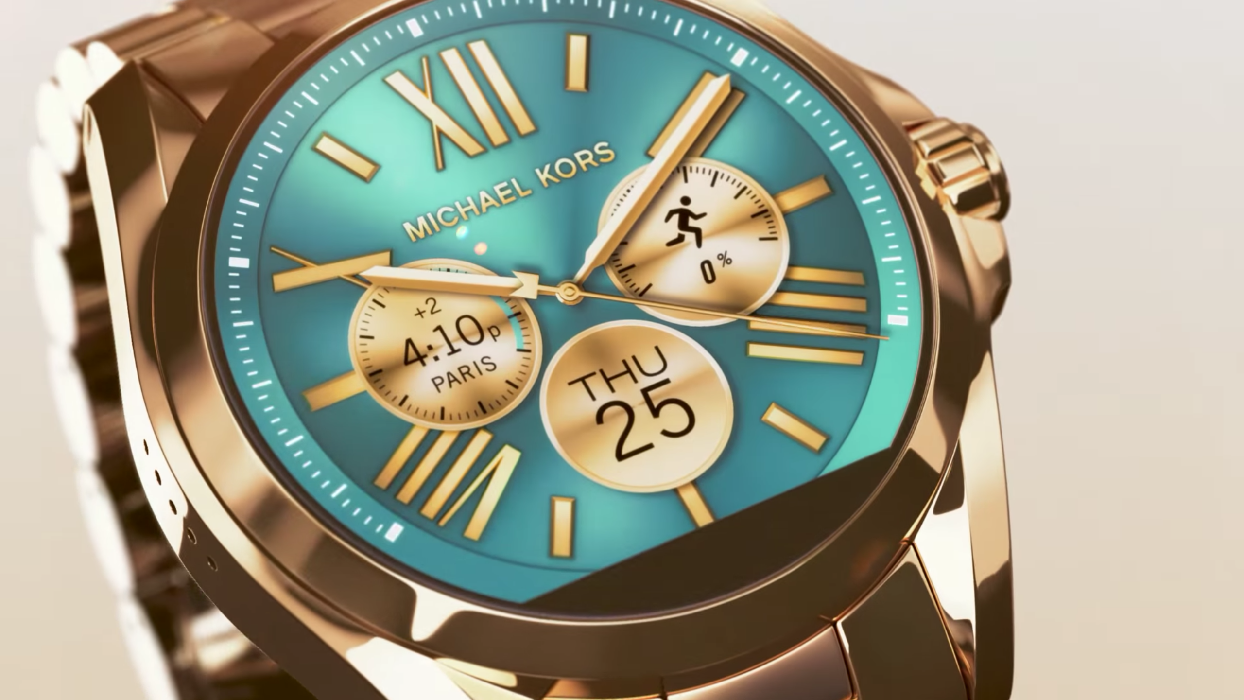 ec8871f16256 Michael Kors Access Is Powered By Android Wear