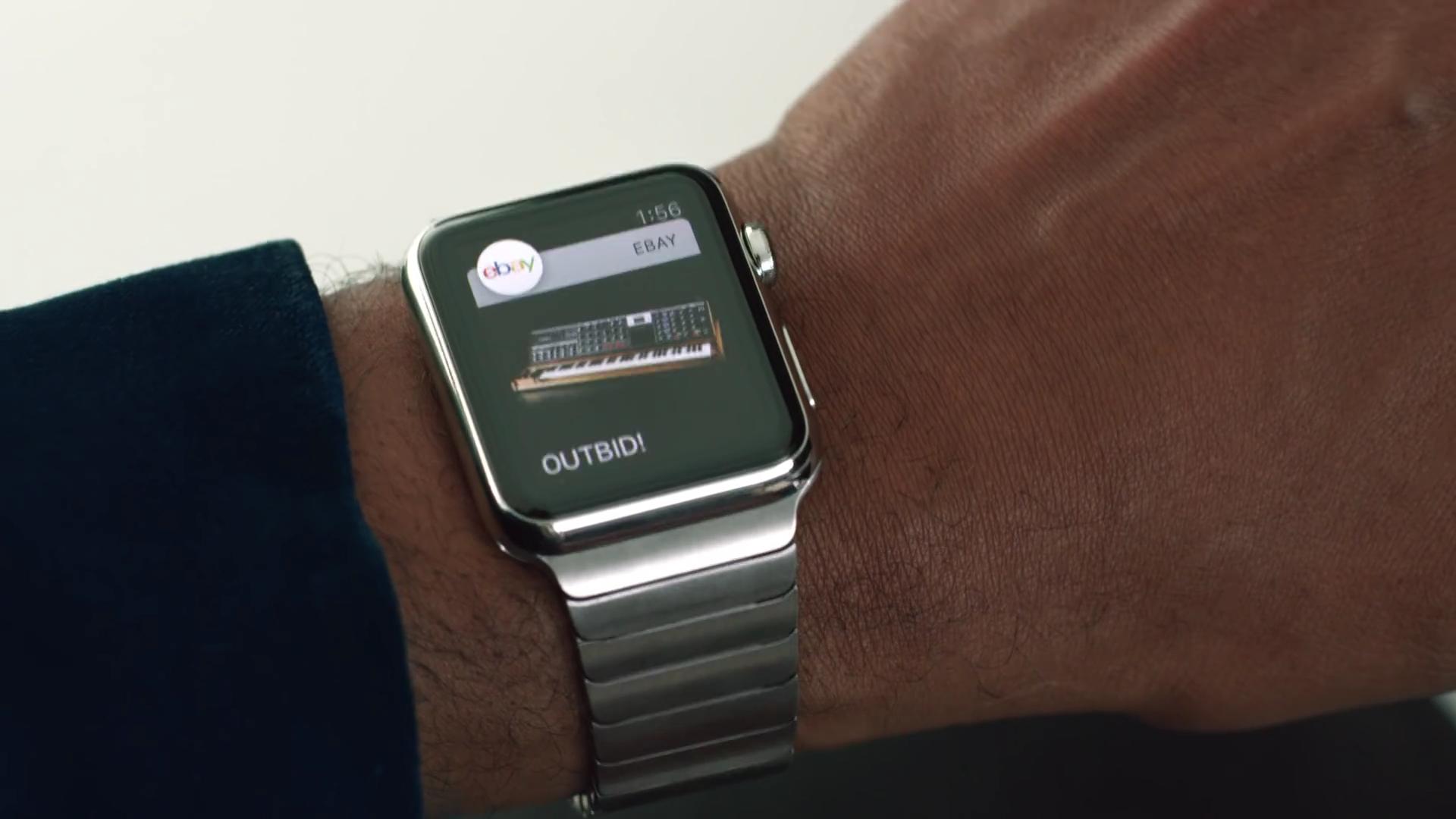 apple watch en promo