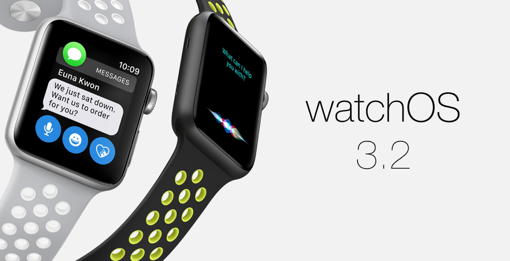 Apple Releases WatchOS 3.2.3 Beta 1 For Developers ...