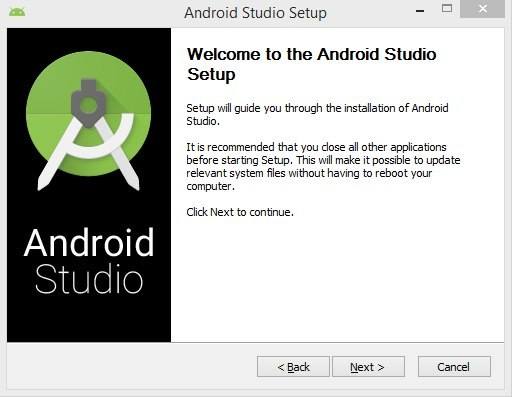 android sdk installieren