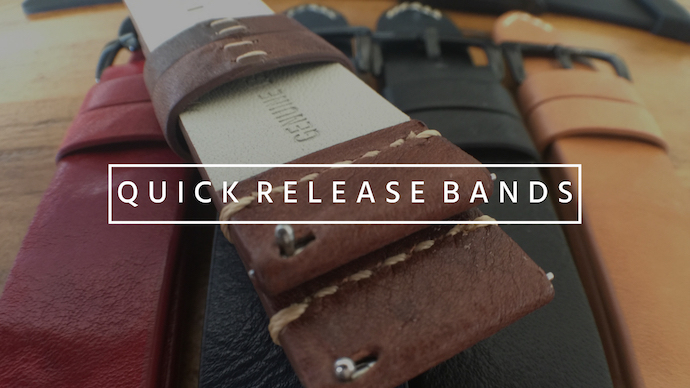 Quick Release Bands Smartwatch