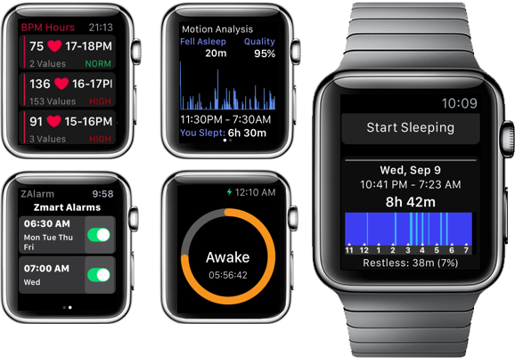 Best Sleep Tracking App for Apple Watch