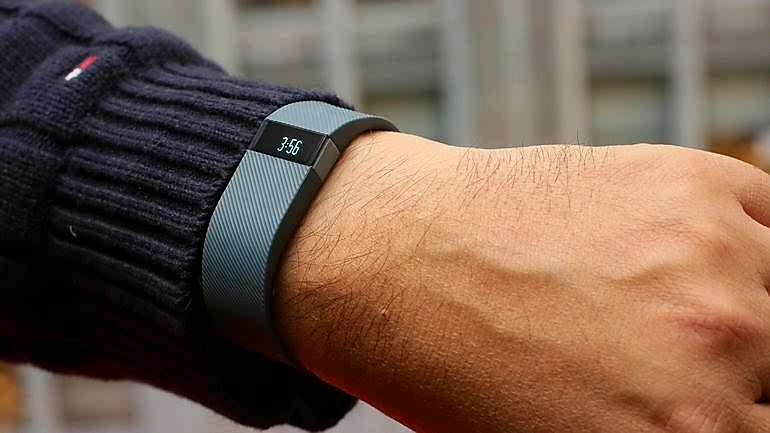 fitbit charge hr used in medical diagnosis for first time