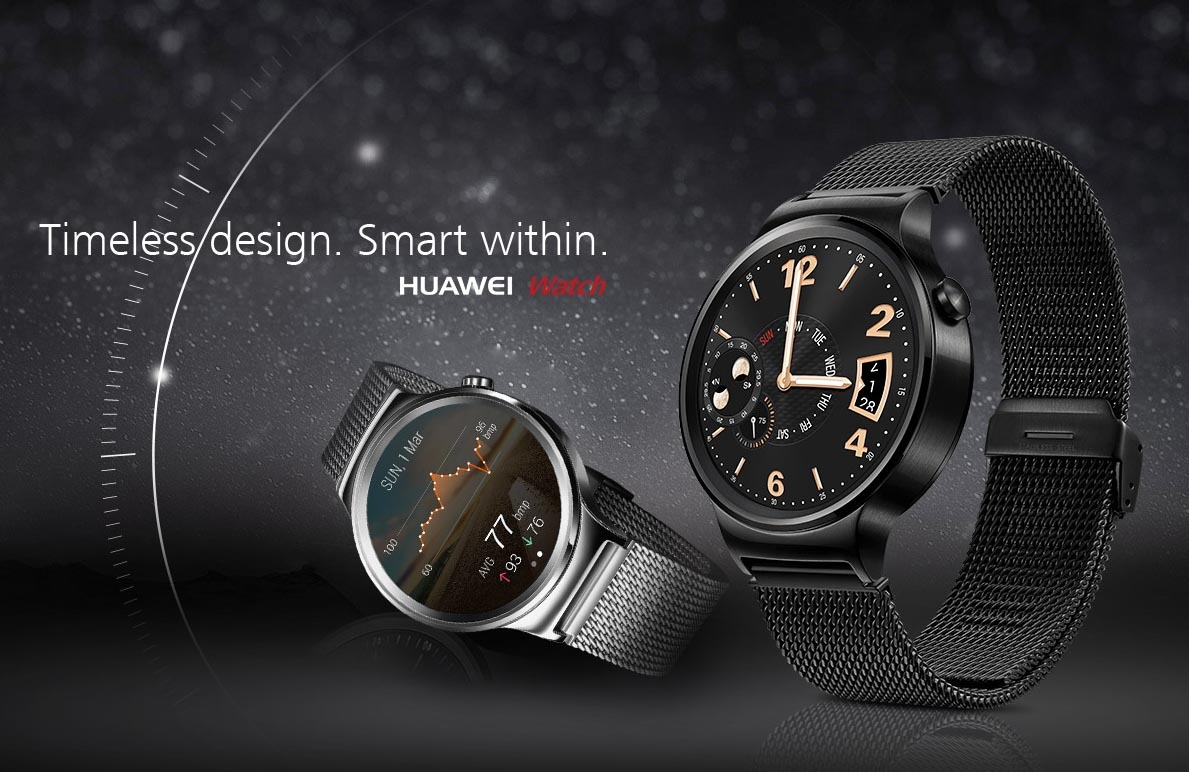 Black Friday AndroidWear Deal Huawei Watch
