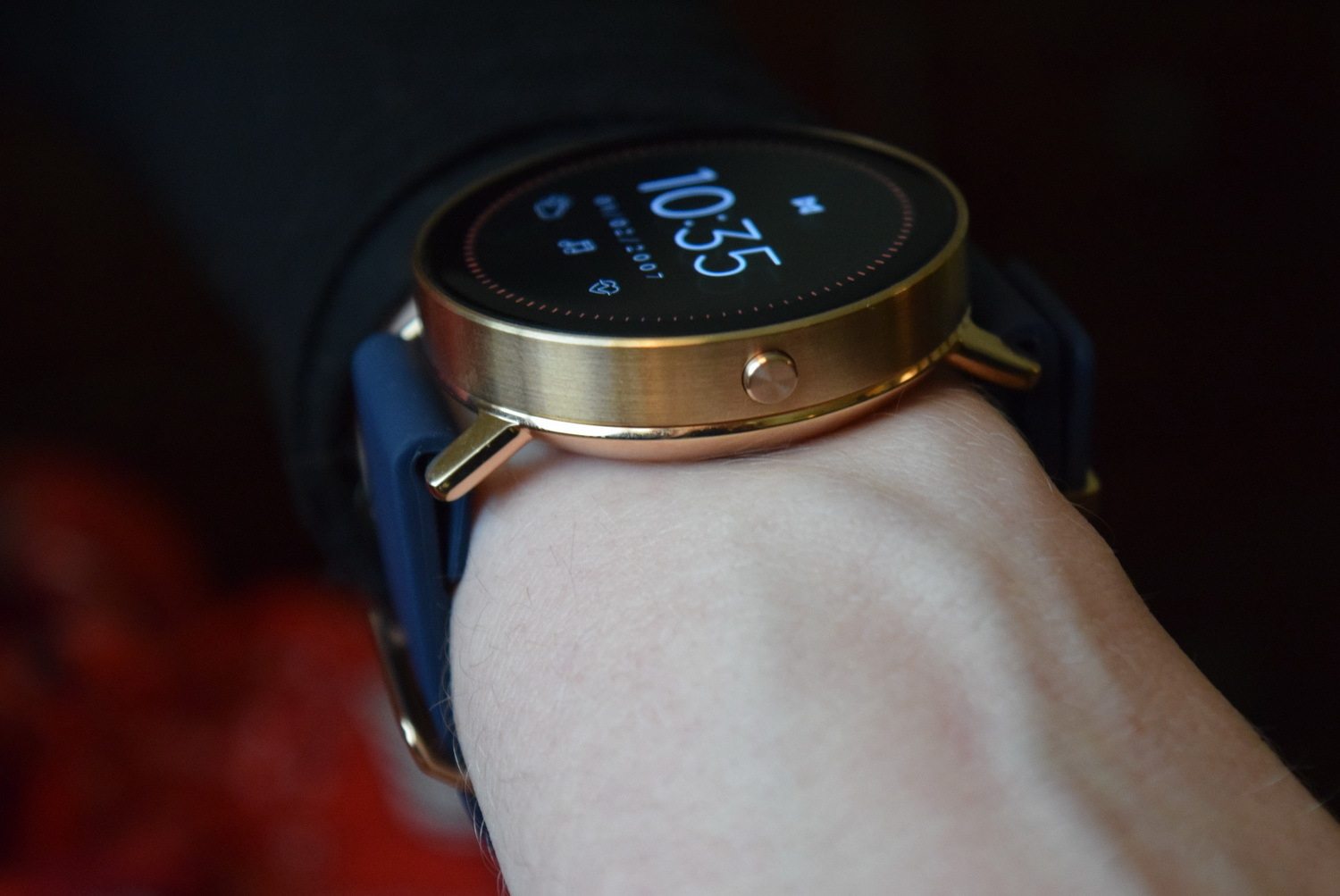 Misfit Vapor Has Android Wear Snapdragon Wear 2100 2 Day