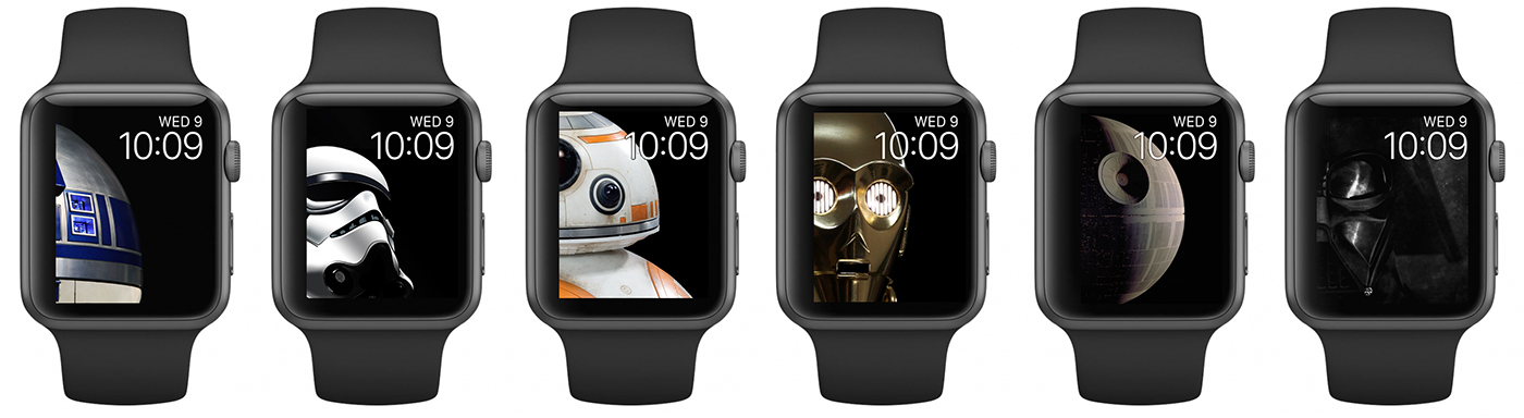 Star Wars Smartwatch Faces Smartwatch Me