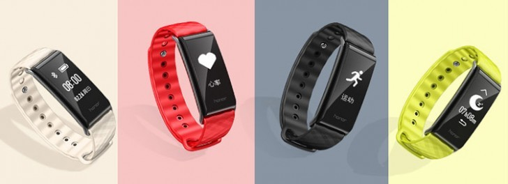 Huawei Honor Band A2 Announced In China Costs 30 Usd