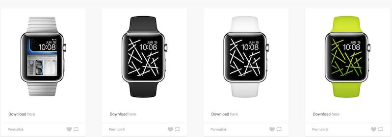 apple watch custom wallpaper  HOW TO: Custom Faces and Wallpapers for Apple Watch - Watch Faces ...