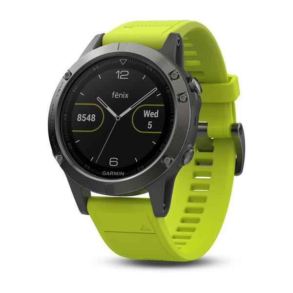 Garmin Announces Fenix 5, Fenix 5S, And Fenix 5x, But Hold Onto Your Wallet - Smartwatch.me
